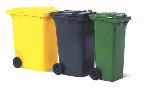 CCS Chemicals Wheelie Bins