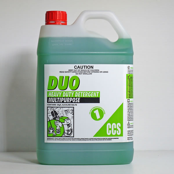 DUO Heavy Duty Detergent