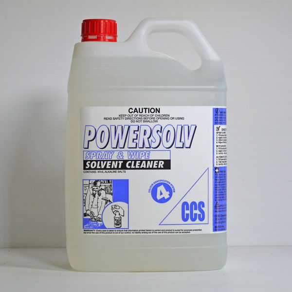 POWERSOLV Spray & Wipe