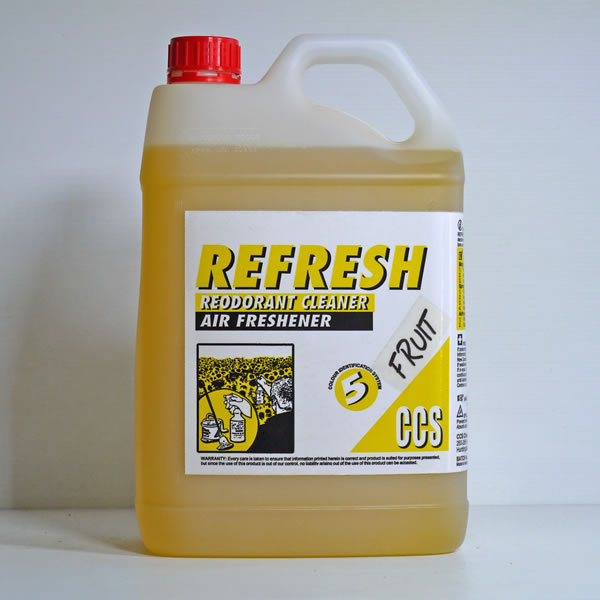 REFRESH Reodorant Detergent Cleaner