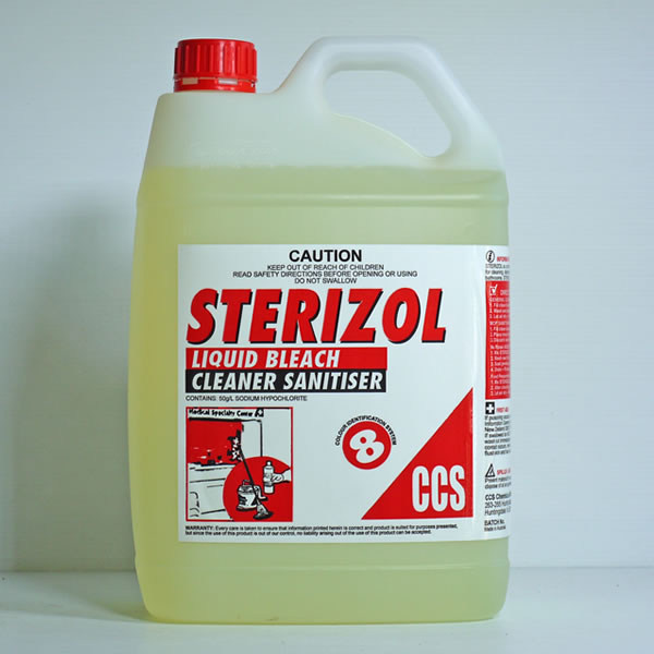 STERIZOL  Liquid Bleach